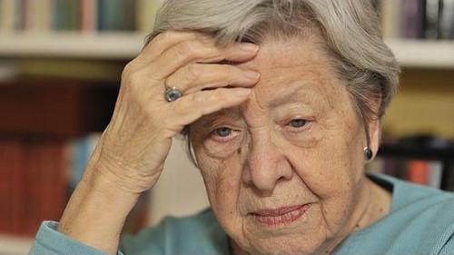 Las personas a partir de los  65 años  podrían padecer la enfermedad de alzheimer