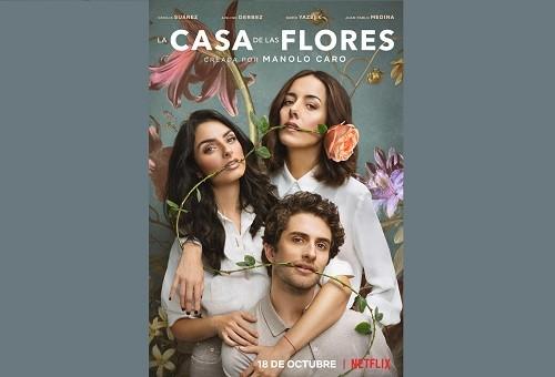 """La Casa de las Flores: Acuérdate del Apellido """"De - La - Mora"""""""