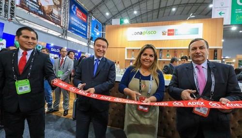 PRODUCE inaugura Salón del Pisco en la feria Expoalimentaria con ganadores del XXIV Concurso Nacional del Pisco