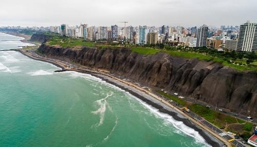 Municipalidad de Lima: declara intangibilidad de los acantilados de la Costa Verde
