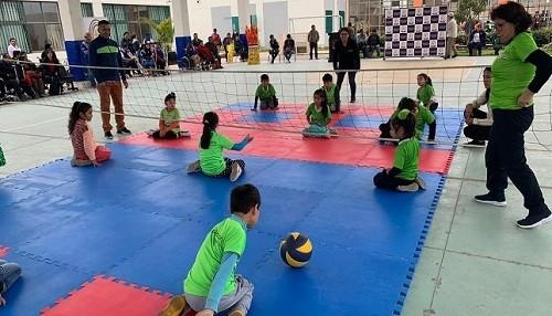 Minsa promueve el deporte adaptado para rehabilitación de pacientes con discapacidad