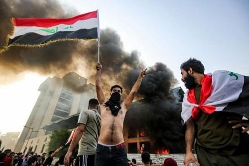 El número de muertos aumenta a 104 en medio de protestas antigubernamentales en Irak