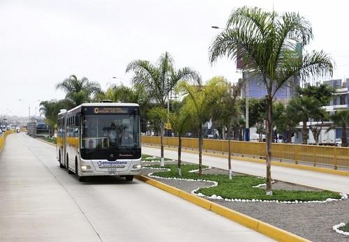 Metropolitano tendrá horario especial por feriado del 8 de octubre