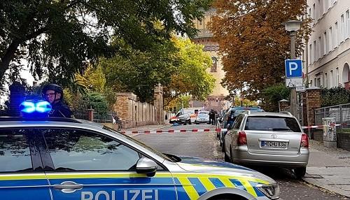 Alemania: Al menos dos personas murieron en un tiroteo frente a una sinagoga en la ciudad de Halle