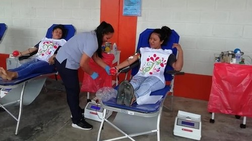 San Martín es la región con mayor número de donantes de sangre