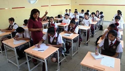 Minedu alerta sobre viajes de estudio de escolares