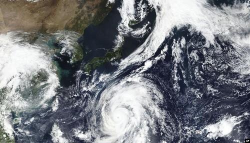 Japón se prepara para el super tifón Hagibis