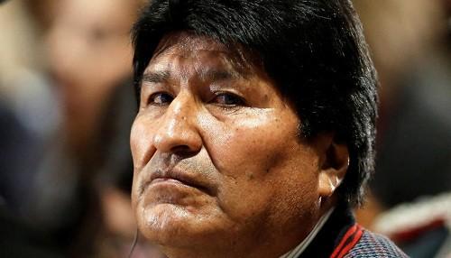 Bolivia: Morales baja en las encuestas a pocos días de las elecciones