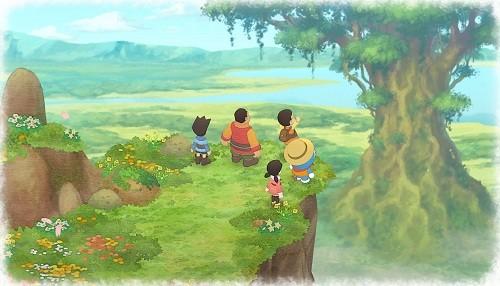 Doraemon Story of Seasons lanza para Nintendo Switch y PC