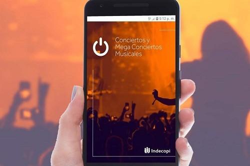 El Indecopi presenta 'Guía de conciertos y megaconciertos musicales'