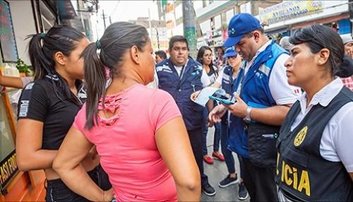 MIGRACIONES coordinará acciones para que se sancione uso de menores extranjeros en mendicidad