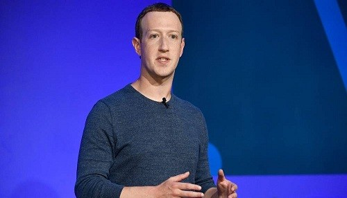 Zuckerberg critica al rival de Facebook TikTok por censura en China