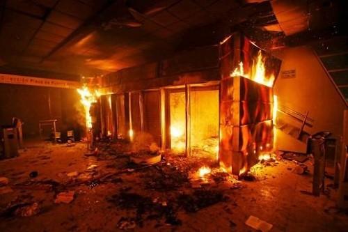 Chile: el gobierno declara estado de emergencia en Santiago