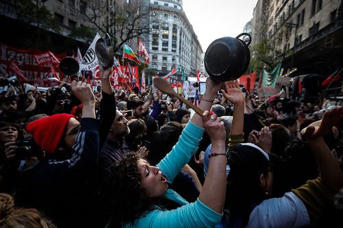 Chile extiende nuevamente el toque de queda [VIDEO]