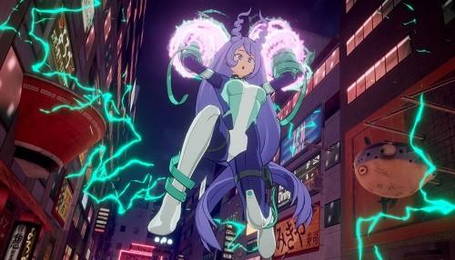 Nuevos personajes y movimientos se unen a MY HERO ONE'S JUSTICE 2