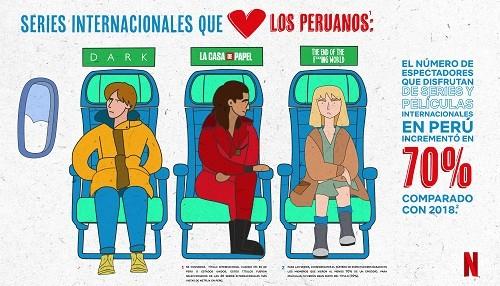 De La casa de las flores a The End of the F***ing World, Netflix revela las series internacionales favoritas de los peruanos