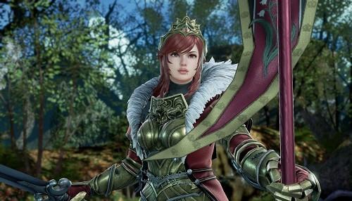 Hildegard von Krone regresa con sus armas en las manos para unirse al escenario de la historia en SOULCALIBUR VI
