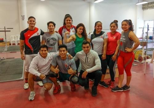 Este viernes se inicia Grand Prix de Levantamiento de Pesas Lima 2019