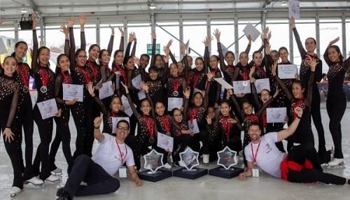 Torneo Sudamericano Interclubes Lima 2019 de Patinaje Sobre Hielo