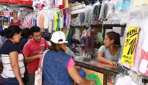 PRODUCE: 'Gamarra Outlet' ofertará prendas hasta con 80% de descuento en distintos distritos de Lima