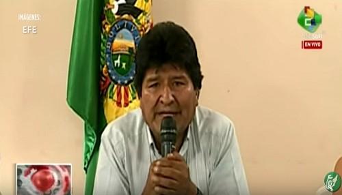 Bolivia: Evo Morales renuncia en medio de acusaciones de fraude electoral