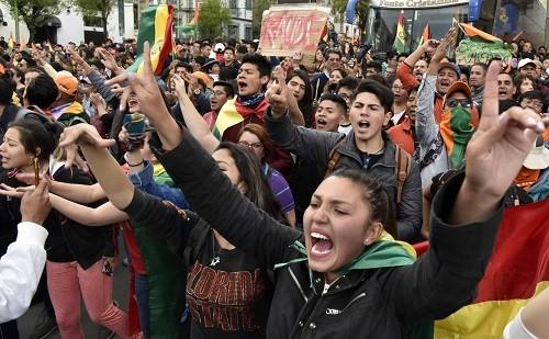La Red Internacional de Bolivianos en el Exterior: No se ha dado un 'golpe de estado' en Bolivia