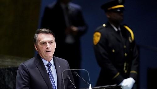 Bolsonaro habla sobre fraude en Bolivia y renuncia de Evo Morales