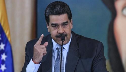 Maduro: el 'odio' de Trump obligó a Evo Morales de Bolivia a renunciar