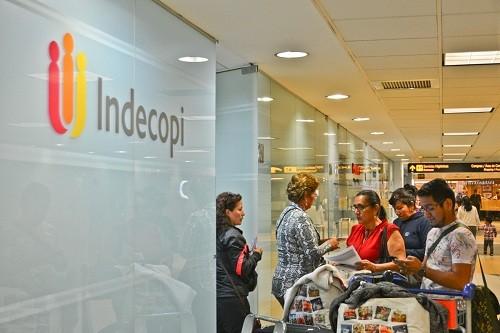 Indecopi presente en los 24 aeropuertos comerciales del Perú para orientar o atender in situ reclamos de pasajeros