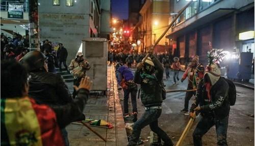 Bolivia: aumentan las tensiones y autoridades que renunciaron se retractan y piden volver