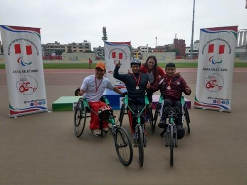 Culminó Torneo Nacional De Para Atletismo Copa ANPPerú