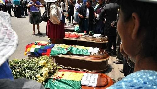 Bolivia: al menos 6 muertos mientras continúa la agitación política en la ciudad de El Alto