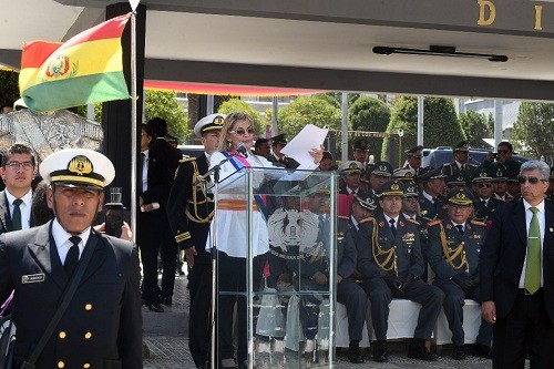 Bolivia: Presidenta Áñez 'Estamos en la fase final del proceso de pacificación y ahora nos toca reconciliar al país'