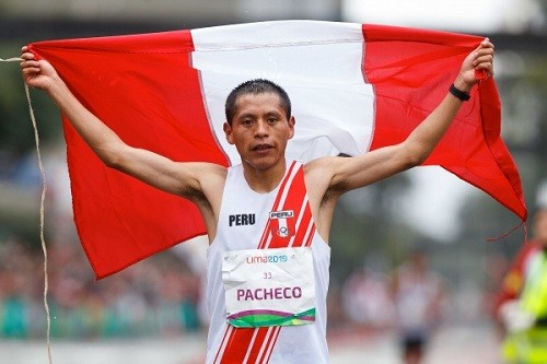 Cristhian Pacheco buscará mejorar su marca en maratón de Fukuoka