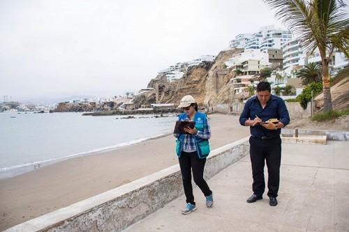 Municipalidad de Lima supervisó las 38 playas habilitadas de la provincia de Lima