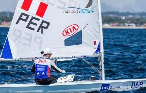 Paloma Schmidt logró su clasificación a Juegos Olímpicos De Tokio 2020