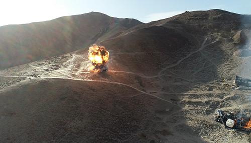 Ica: Erradican minería ilegal en la Reserva Nacional San Fernando