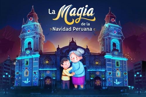Catedral de Lima será escenario de cuento sobre La Magia de la Navidad