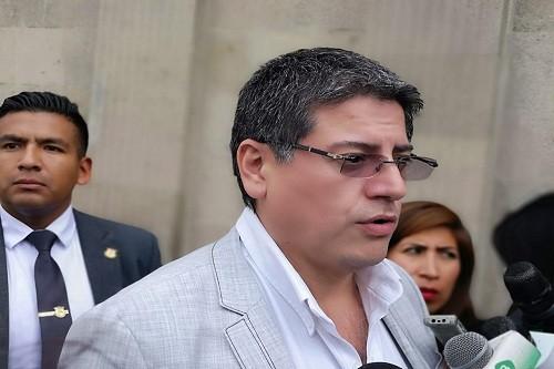 Bolivia: el gobierno no permitirá que se realicen actos de sedición en Bolivia