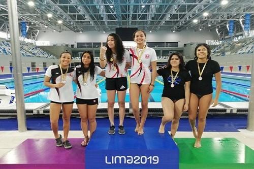 Con gran éxito se desarrolló el Campeonato Nacional De Clavados 2019
