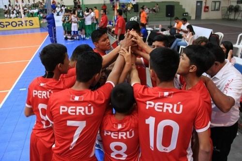 Perú cierra participación con 55 medallas en Sudamericanos Escolares