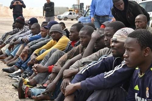 Más inmigrantes de África intentan llegar a los EE. UU. a través de México