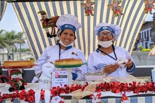 Municipalidad De Lima organiza feria navideña 'Manos Emprendedoras'