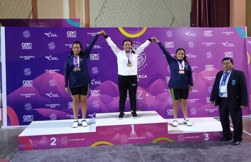 Juegos Binacionales: Perú logra 37 medallas en levantamiento de pesas