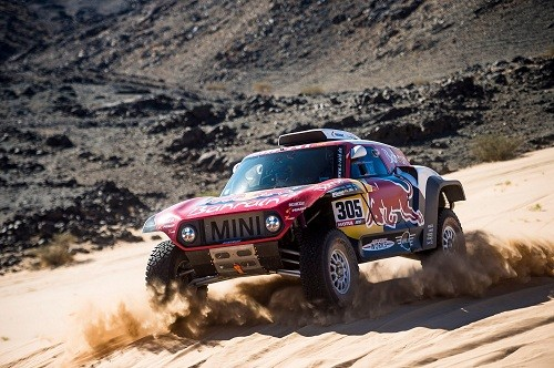 El Rally Dakar 2020 comienza por primera vez en Arabia Saudí