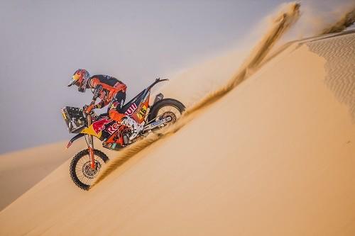 La navegación se convierte en un reto en la décima etapa del Rally Dakar 2020