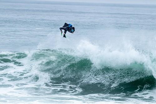 Lurín Pro: Rodríguez hace respetar su playa y le da título a Perú