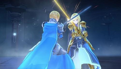 ¡Sumérgete en el sistema de batalla de Sword Art Online: Alicization Lycoris en un nuevo tráiler!
