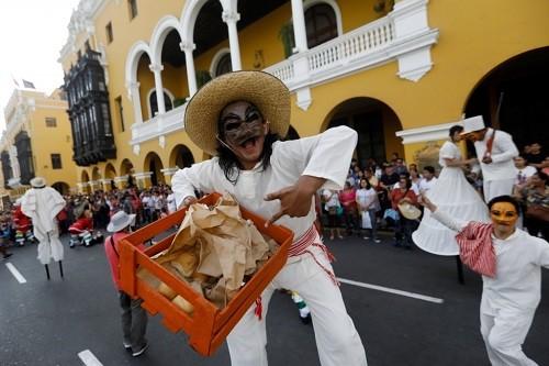 Carnaval De Lima: música, tradición y color en el centro histórico de la ciudad