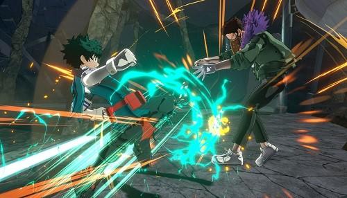 ¡Juega el anime en My Hero One's Justice 2!